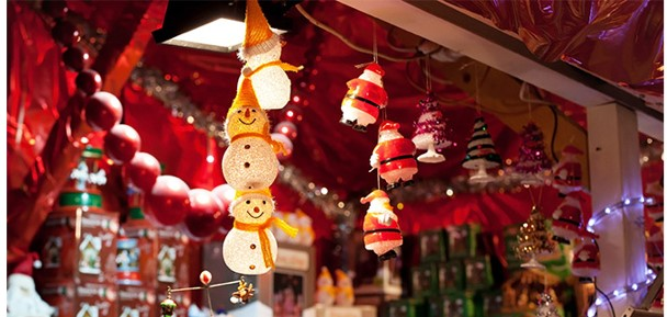 東京クリスマス・マーケット&築地場外市場