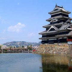 名湯 白骨温泉と国宝「松本城」!!