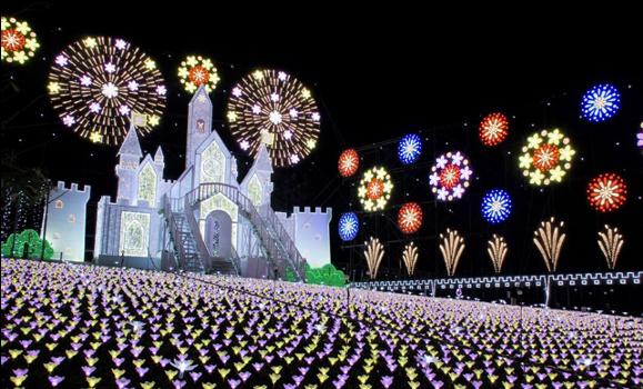 あんこう鍋と日本三大イルミネーション 「あしかがフラワーパーク」を巡る旅