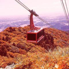 「絶品俵ハンバーグ」&紅葉の筑波山をひとまたぎ